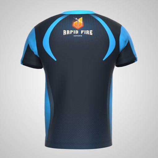 Sublimated Round Neck T-Shirt