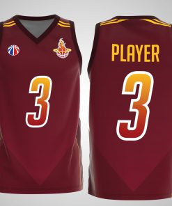 Sublimated Basketball Jerseys