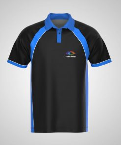 Sublimated Men's Polo Shirt - Raglan Sleeves