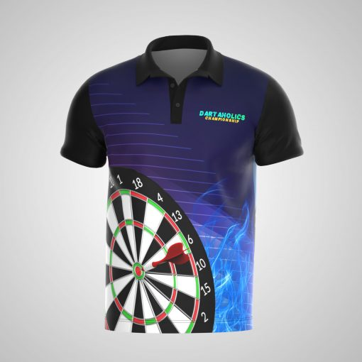 Sublimated Men's Polo Shirt