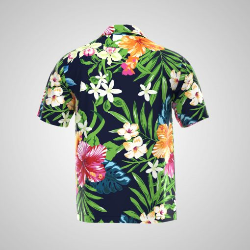Sublimated Men's Button-Up Shirt