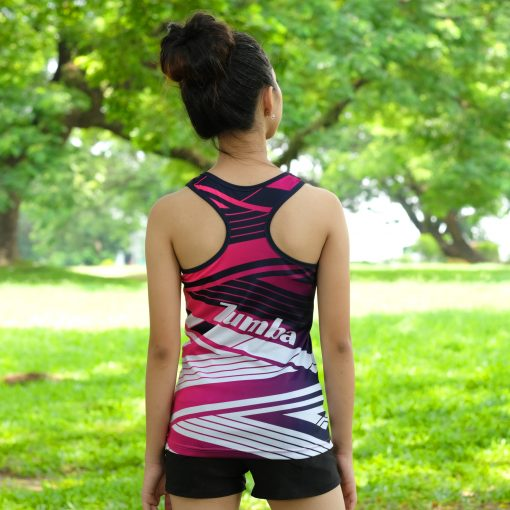 Sublimated Female Racerback Tank Top