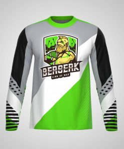 Sublimated Long Sleeves Shirt