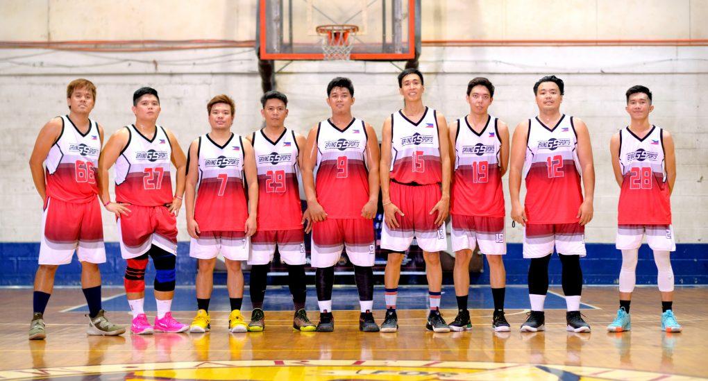 Basketball Jersey Uniform Customized Com Ph