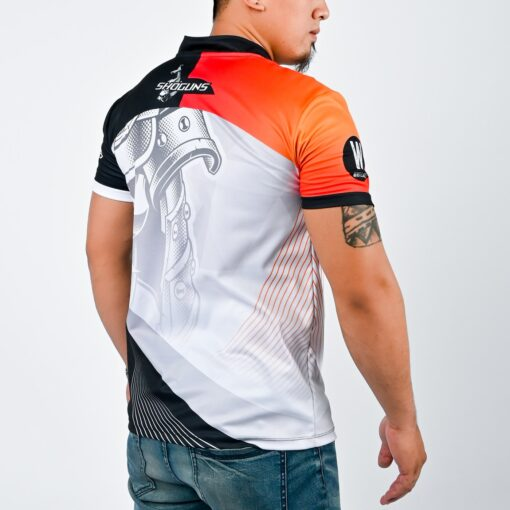 Sublimated Chinese Collar Uniform