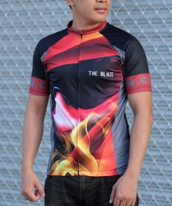 Full Sublimation Cycling Jersey