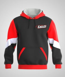 Sublimated Men's Hoodie Jacket
