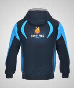 Sublimated Men's Hoodie Jacket
