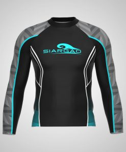 Sublimated Men's Rash Guard