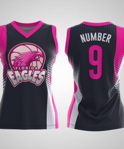 Women's Basketball Jersey Top