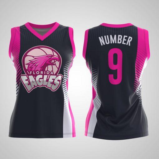 Women's Basketball Jersey Top