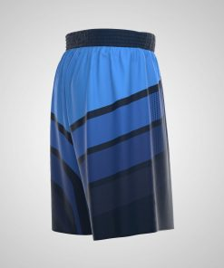 Sublimated Mens Basketball Shorts