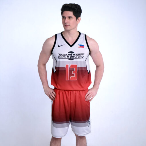 Sublimated Basket Ball Jersey