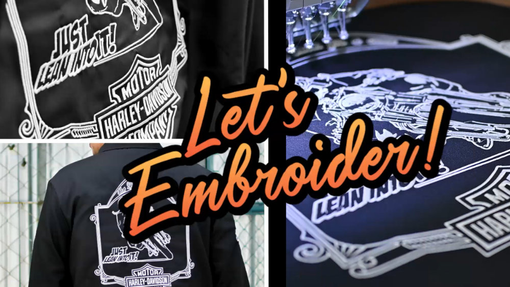 Custom Embroidery and Digitizing Services