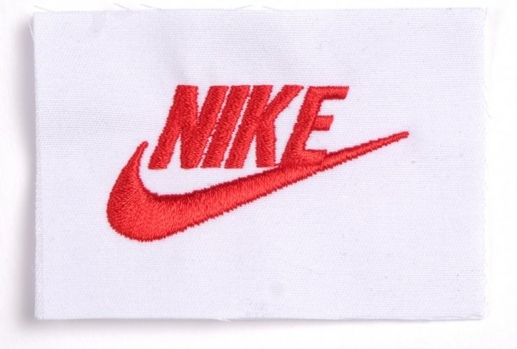 Sample Nike Embroidery
