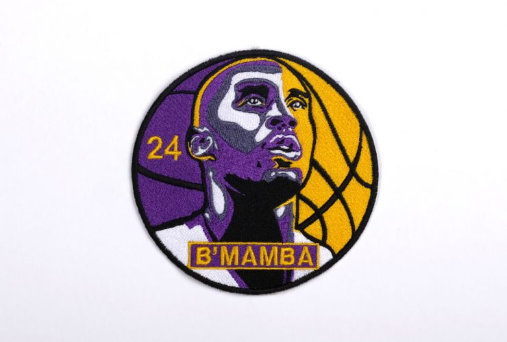 Sample Kobe Embroidery