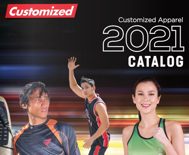 Custom Sportswear and Apparel Catalog